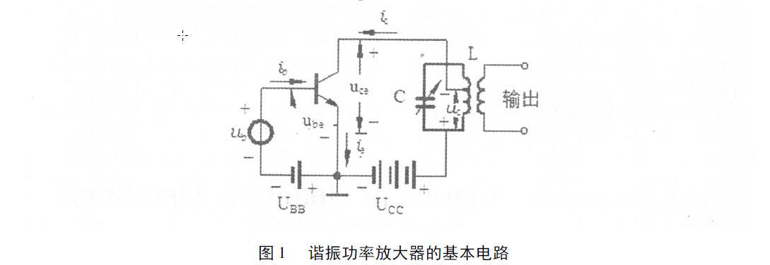 高频功率放大器设计