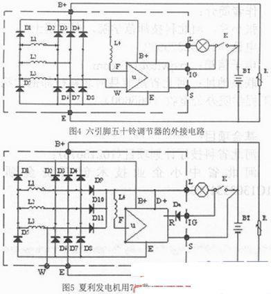 多功能汽车发电机电压调节器静态测试仪