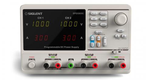 SIGLENT SPD3303C可编程线型直流电源