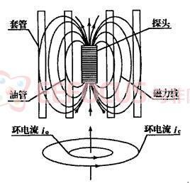 图 1  探头检测原理示意图