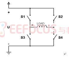 图 10  双极性脉冲产生电路