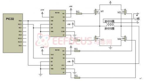 图 13  发射机电路原理图