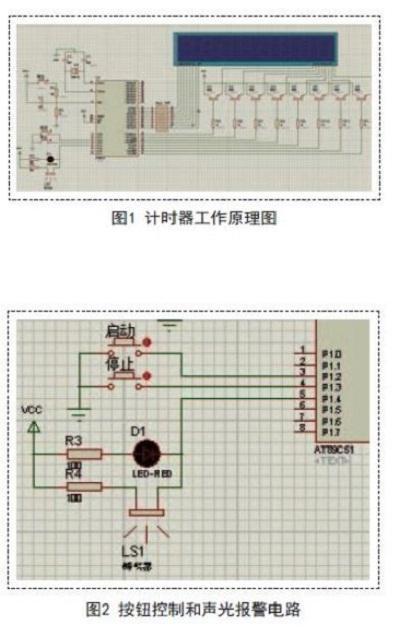 基于Proteus的单片机计时器设计