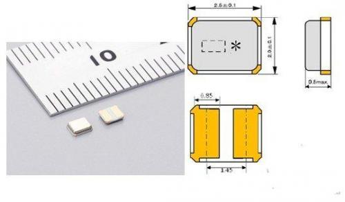 汽车用小型晶振的开发