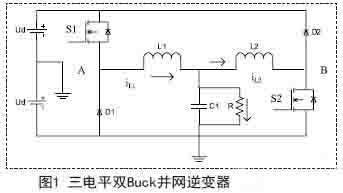 一种新型的单相双Buck光伏逆变器的设计方案