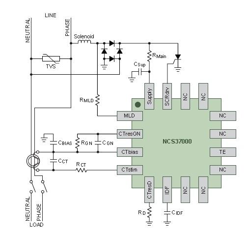 ab32点输出模块接线图