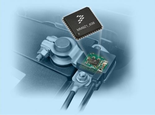 飞思卡尔智能电池传感器保障汽车安全