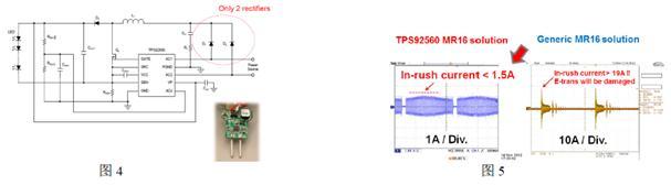 电阻r7 作为流过led 电流的采样电阻,采样的电压叠加u2,r3,r4 产生的