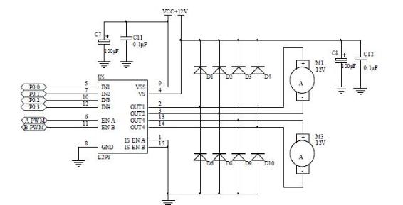 电动车设计方案电路原理图分析-基础器件-与非网