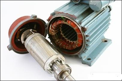 由于没有转子绕组和碳刷,这种电机的设计非常可靠.