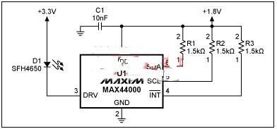 接近检测传感器在手持式触摸屏系统中应用