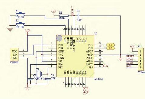 cpu电路原理图