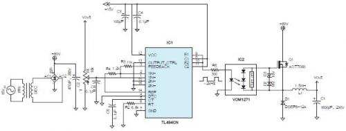 串联电阻降压启动接线