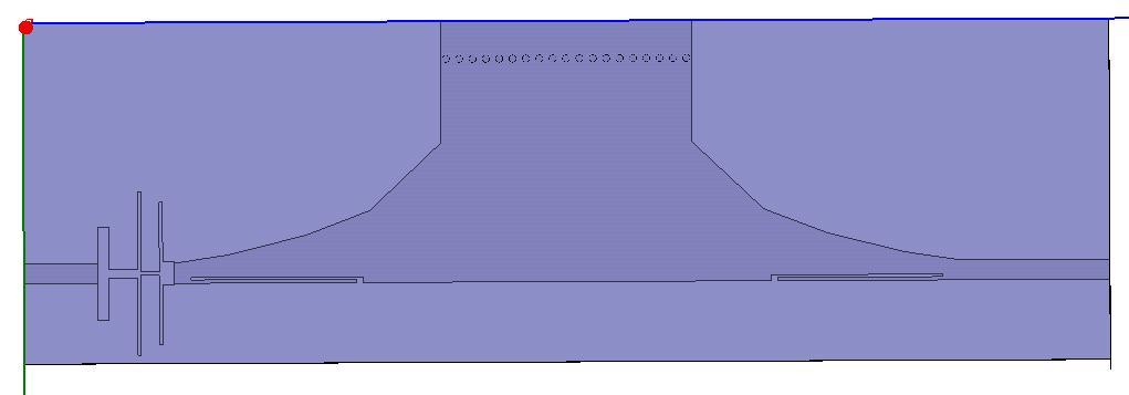 具有陷波特性的hmsiw超宽带滤波器的设计与实现图片