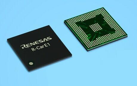 基于混合信号技术的汽车单芯片设计