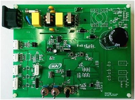 tmpm375fsdmg是世界最小型的矢量控制微控制器;
