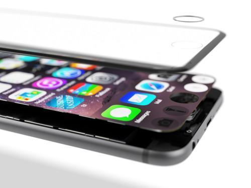iphone 7长啥样?边框都不要了?-消费电子-与非网