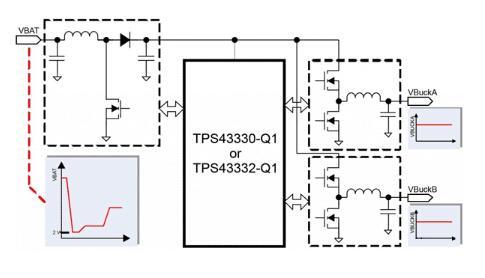 降压电动器接线图