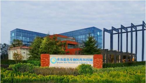 青岛高新区建机器人产业园 国家级产业基地