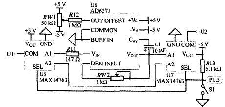 ac/dc转换电路图