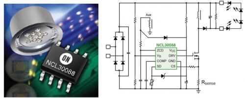 安森美半导体高能效AC-DC LED通用照明方案拓宽您的设计选择
