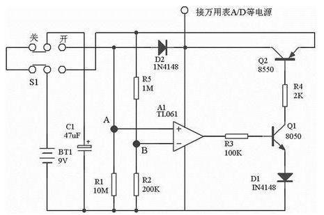 各种自动关机电路技术分析