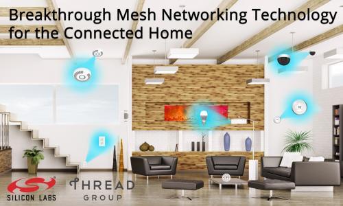 Silicon Labs以最佳Thread解决方案简化IoT连接