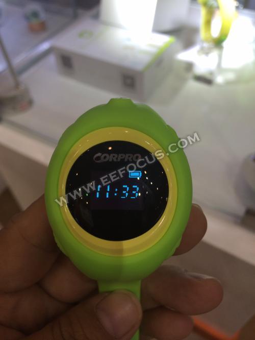 振芯科技 用北斗导航设计一款儿童智能手表