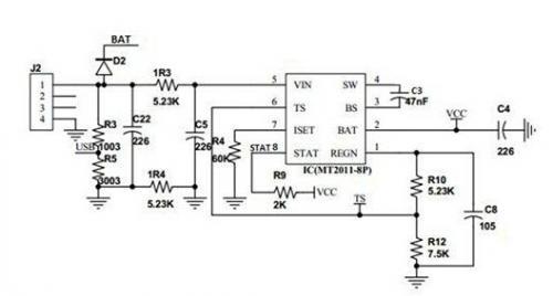 设计一款时髦炫酷的单电感移动电源,完整设计方案、硬件选型、仿真结果