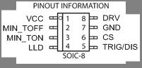 安森美新一代同步整流驱动控制器NCP4305 显著实现更高能效