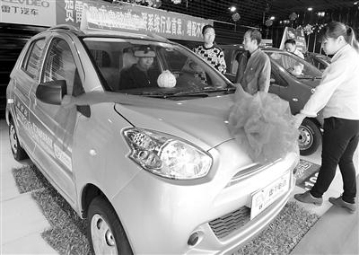 汽车电子 新闻 正文               低速电动汽车虽然管理还有待规范