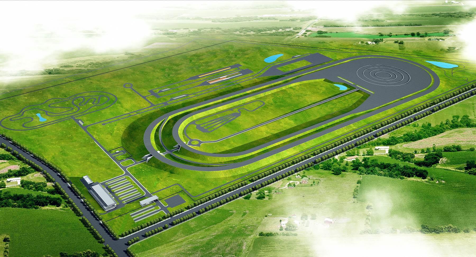博世(东海)汽车测试技术中心二期鸟瞰图