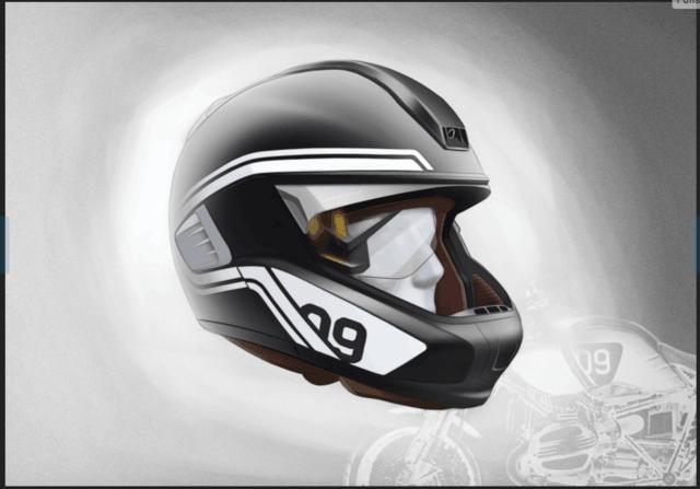 买不起bmw,咱弄个宝马智能摩托车头盔玩玩不