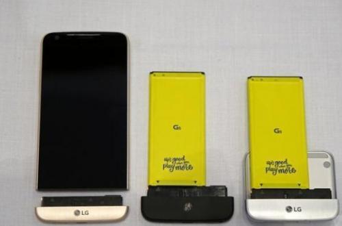 ...20处理器给了LG G5怎样强大的内 芯