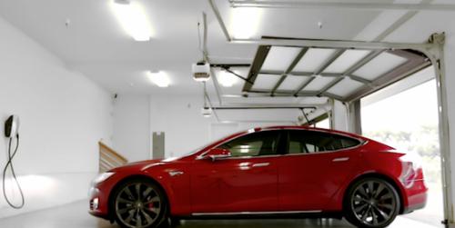 特斯拉Model S车主喜大普奔 专属无线充电器近了