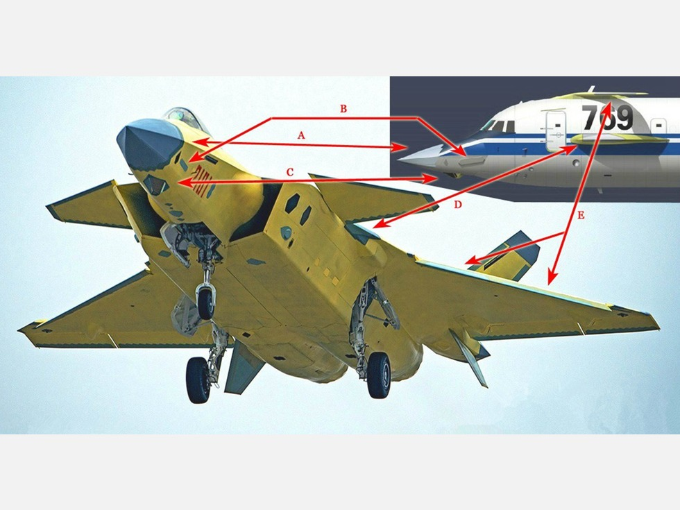 关于隐形飞机,报告提到歼-20隐形战斗
