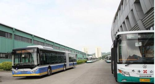 格力电器拟收购的珠海银隆新能源汽车所生产的纯电动公交汽车