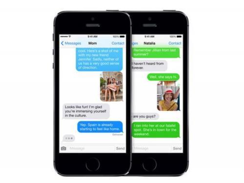 还在用iPhone手机发短信,苹果可能知道你的所有秘密