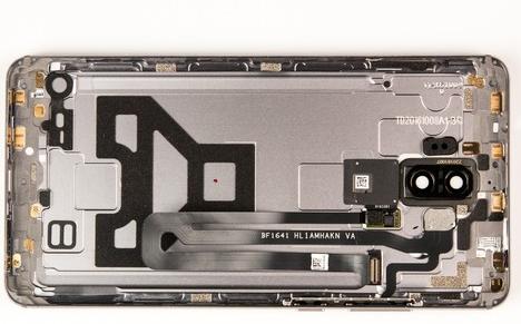 华为mate9详细拆解,探究最强国产手机的魅力图片