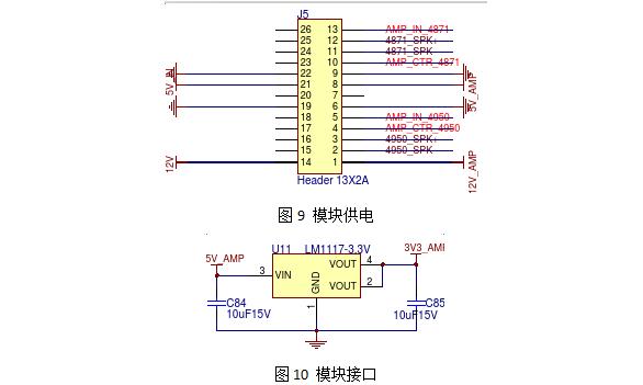 3.5毫米音频接口接线图