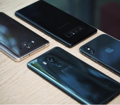 iPhone X 华为 Mate 10 三星 Note8拍照对比 谁是最好的拍照手机