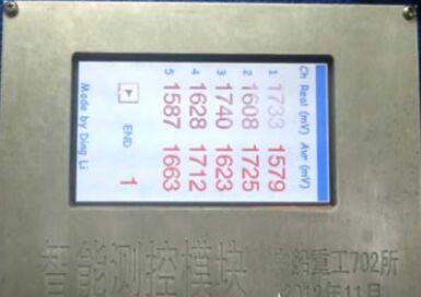 基于stm32f103的水动力测控系统设计图片