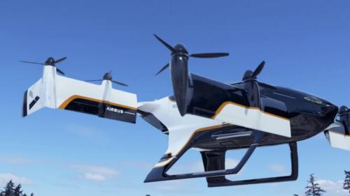 无人驾驶飞行器成功试飞,实用性比无人驾驶汽车还大?