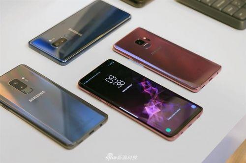 三星Galaxy S9系列对比Galaxy S8手机评测:提升不是一点点