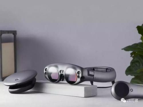 VR头显Magic Leap One问题多,用时不充电,充电消耗快