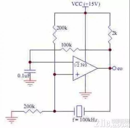 10,晶振控制振荡器