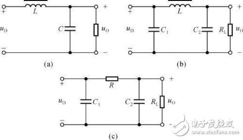 无源滤波电路大合集-模拟/电源-与非网