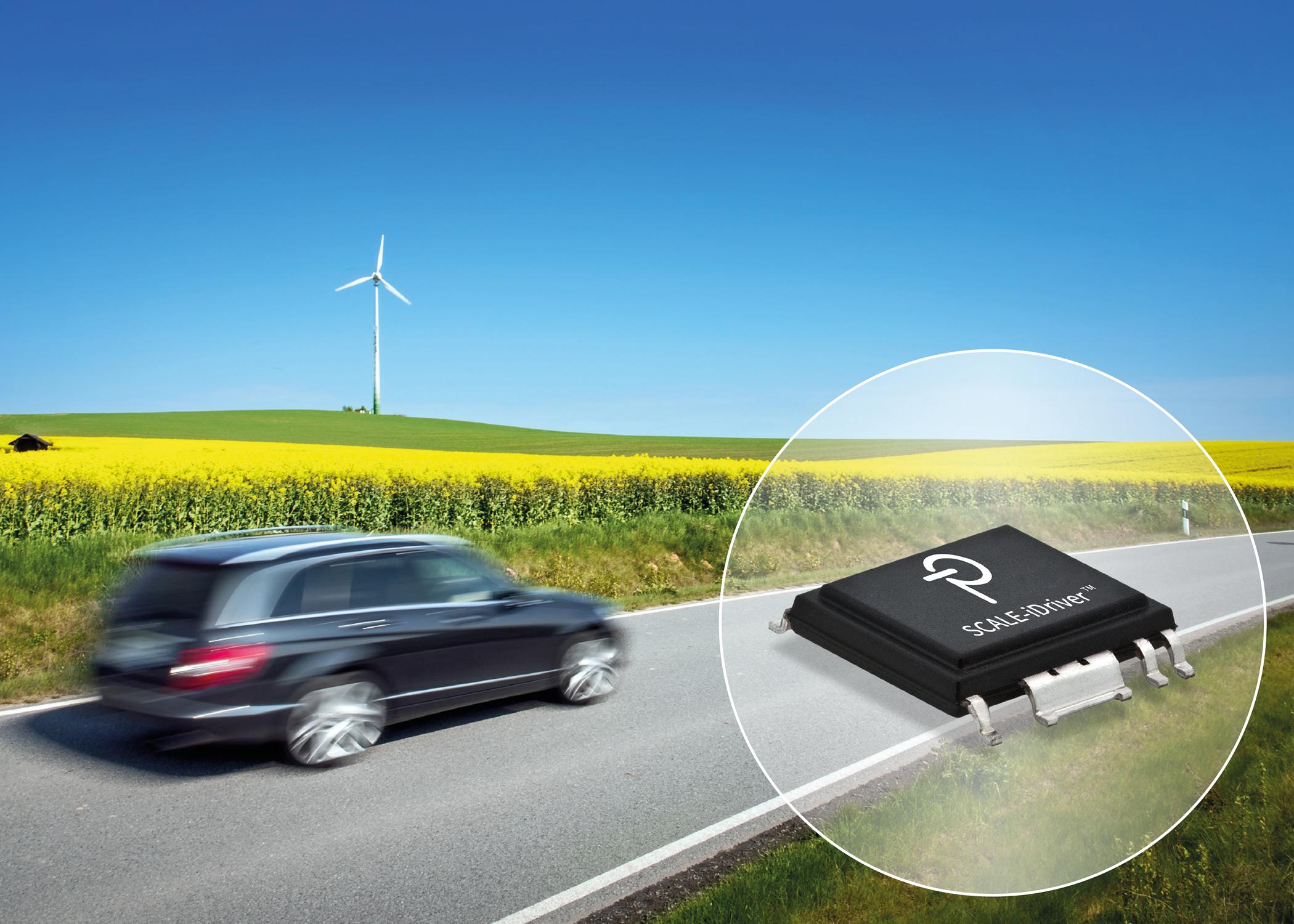 "Power Integrations门极驱动器产品高级市场总监Michael Hornkamp表示:""汽车厂商要求为纯电动汽车(EV)和混合动力电动汽车(HEV)应用提供安全、智能和高度集成的解决方案,包括主逆变器、制动斩波器、DC-DC电池变换器以及AC-DC车载电池充电器设计。 SCALE-iDriver门极驱动器产品系列通过AEC-Q100认证,使汽车设计工程师能够提高系统效率,并且首次从这种超级安全和可靠的绝缘技术中获得好处。我们的FluxLink磁耦合技术通过磁隔离进行数据传输,并且"