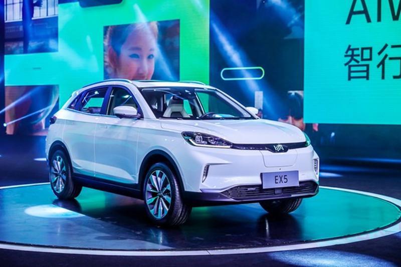 汽车电子 新闻 正文     2018年北京车展前夕,威马汽车发布会祭出低价