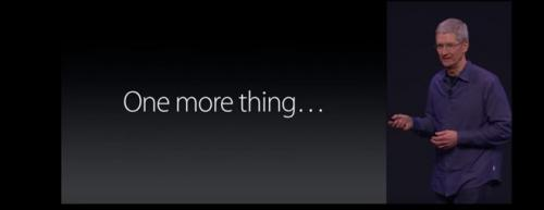 Apple Watch的传闻和发展